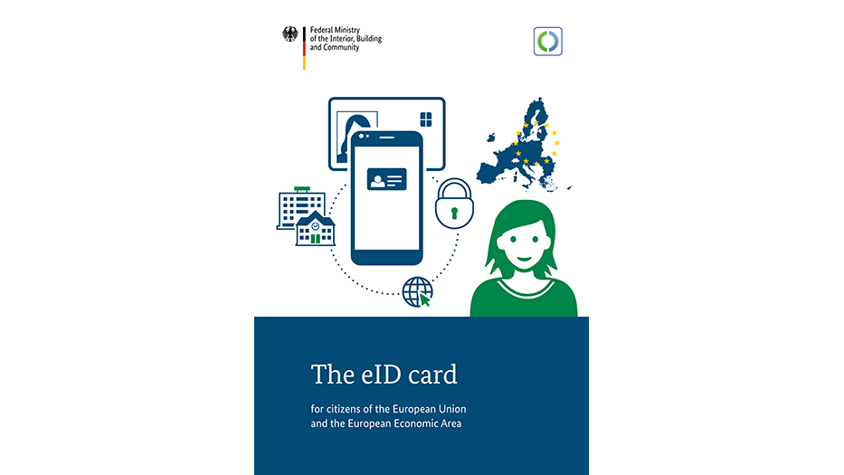 personalausweisportal  homepage  broschure the eid card